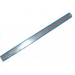 Линейка измерительная металлическая двусторонняя 150 мм (с поверкой)
