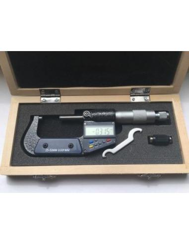 Микрометр цифровой МКЦ 125 0,001