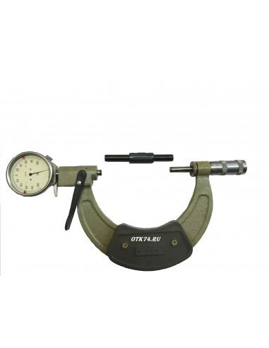 Микрометр рычажный измерительный МРИ-150 0,002