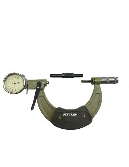 Микрометр рычажный МРИ 200 0,002