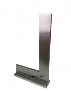 Угольник УШ-400 (400х250) кл. 2