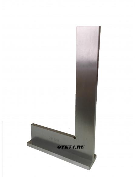 Угольник УШ-400 (400х250) кл. 1